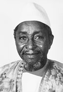 Photo of Amadou Hampate Ba