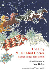 cover of The Boy and His Mud Horses