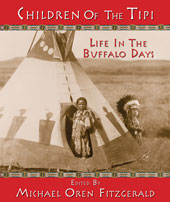 Children of the Tipi cover