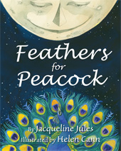 Feathers for Peacock cover