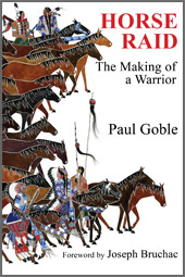 cover of Horse Raid by Paul Goble