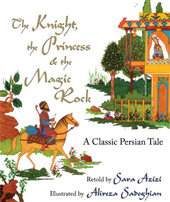 cover of The Knight, the Princess and the Magic Rock