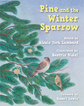 Pine and the Winter Sparrow cover