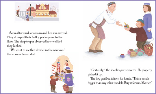 "Pages 20-11 from the book ""Never Say a Mean Word Again"", written by Jacqueline Jules and illustrated by Durga Yael Bernhard"