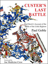 Cover of Custers Last Battle