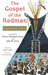 Cover of The Gospel of the Redman