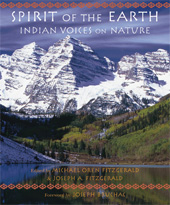 cover of Spirit of the Earth: Indian Voices on Nature
