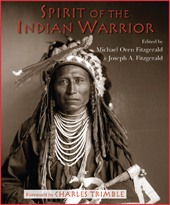 cover of Spirit of the Indian Warrior